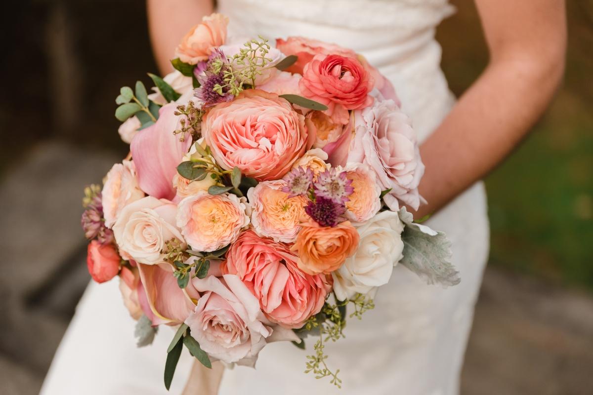 Spring Rains (Look 1) - Styled Wedding
