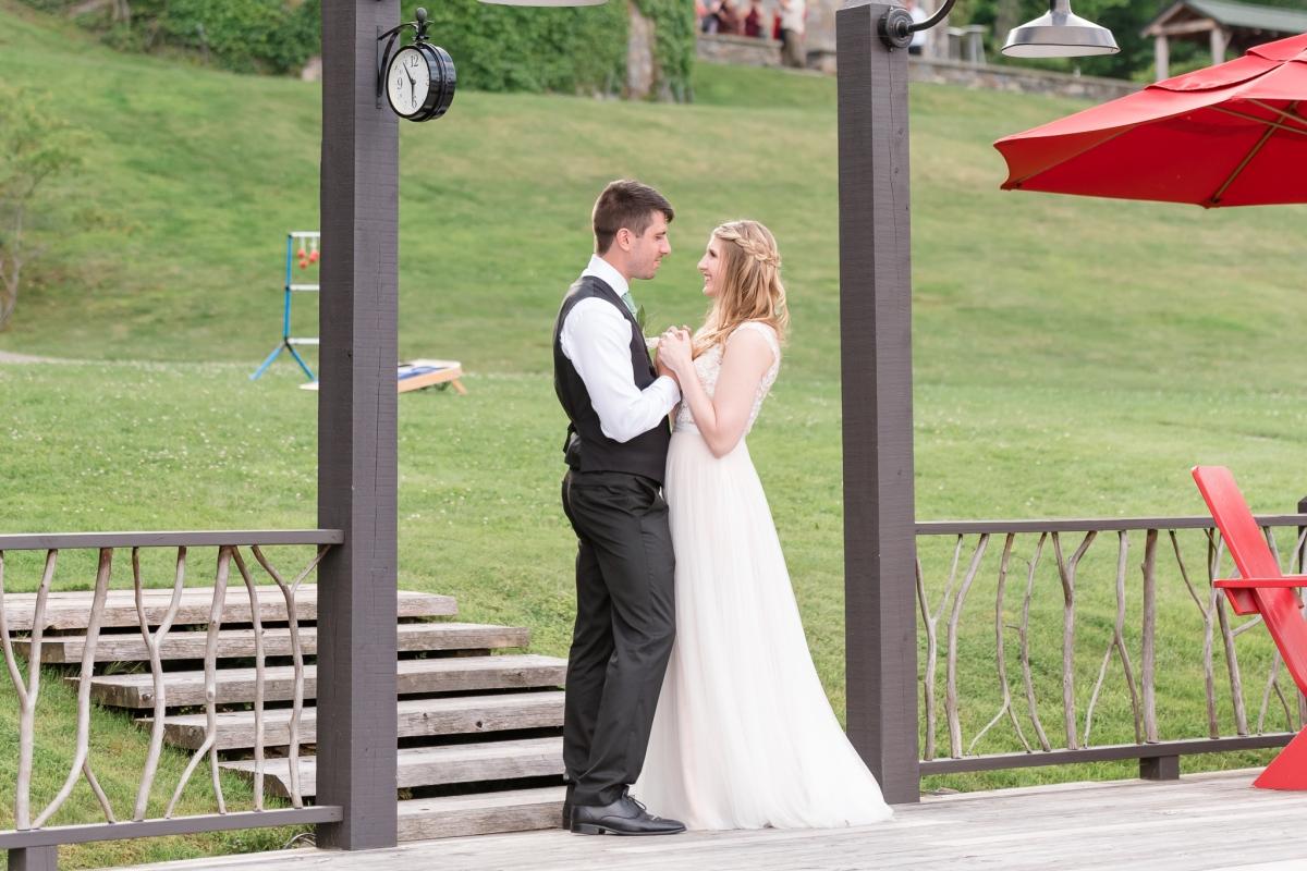 Camp Sundog Summer Wedding